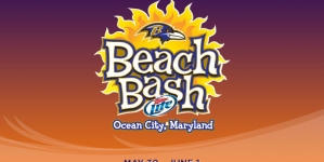 Beach Bash set May 30 thru June 1