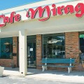 Jay and Krista Ball opened Café Mirage, in the Montego Bay Shopping Center on 128th Street, on May 2