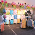 "New Jersey's Gail Paolino, who has been hand-painting clothing since 1982, will bring her ""Daffydills"" brand back to Ocean City this weekend."