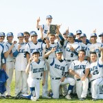 The Stephen Decatur baseball team captured the program's first 3A East Regional title last Friday on their home field in Berlin. The Seahawks won the championship game 3-1 over the Reservoir Gators.