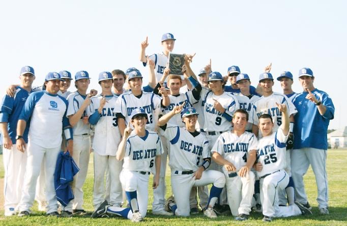 Decatur 3A East Region champs