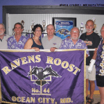 Ravens Beach Bash Ocean City Maryland 2013