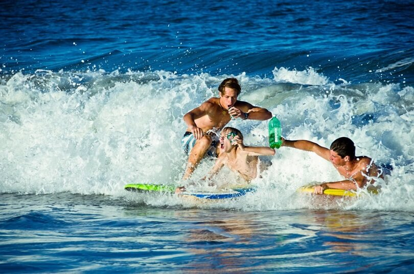 DEW THE BEACH, BIKE OR BOARD PHOTO CONTEST
