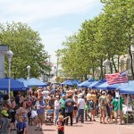 Somerset Street in downtown Ocean City was buzzing with activity during the Downtown Association's 2012 White Marlin Festival and Crab Soup Cookoff. The 2013 festival takes place Saturday from 12-3 p.m.