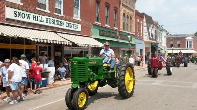 Blessing of Combines, Aug. 3