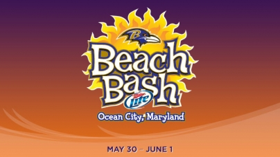 Beach Bash set May 30 thru June 1