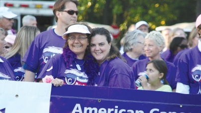 RELAY FOR LIFE American Cancer Society's annual overnight event supports all walks of life: those who have lost, those who are battling and those who have conquered