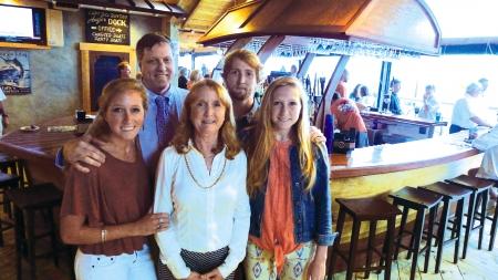 The Angler debuts Gangplank boat bar