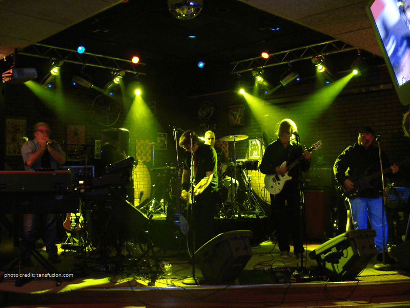 Language In 45 And 47 Stella Street: Appearing Live In Ocean City MD