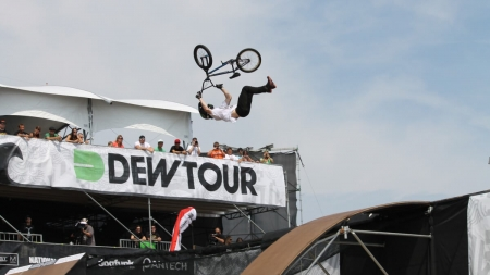 ALLI SPORTS AND THE DEW TOUR ANNOUNCE SCHEDULE FOR 2013;  TOP ATHLETES TO COMPETE IN OCEAN CITY, MARYLAND