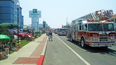 Fire, rescue and emergency personnel to gather in resort