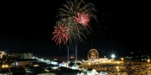 New Year's Eve Fireworks Back On in Ocean City