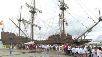 Town trying to accommodate opportunity for 'tall ship' visit