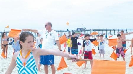 Junior Beach Patrol Academy kicks off this week in resort