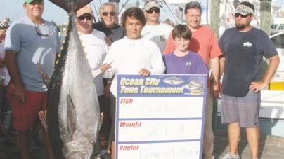 Tuna Tournament marks 27th year; event July 11-13