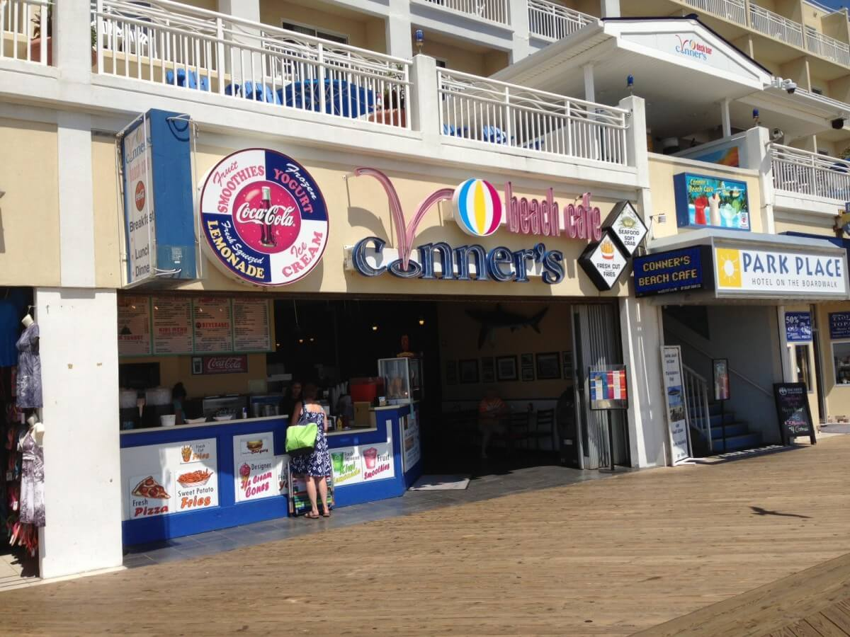 Ocean City Boardwalk Eats and Drinks
