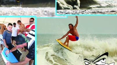 Learn to bodyboard at the Clarion in Ocean City for FREE