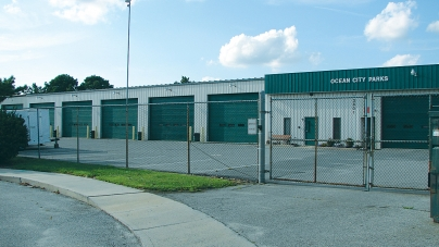 Station 4 will be built; FD to move to parks garage in interim