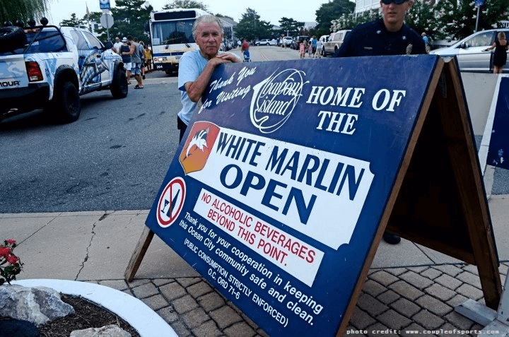 Harbour Island White Marlin Open Ocean City MD
