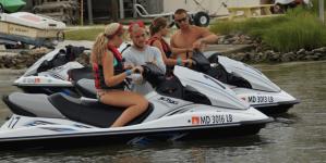 A winning watersport odyssey