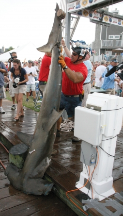 White Marlin Open marks 40 years in '13; event begins Mon.