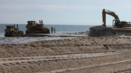 Governor O'Malley to Celebrate 25 Year Anniversary of Beach Replenishment Program