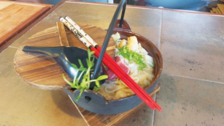 New 45th Street restaurant brings sake, sushi and noodles to OC