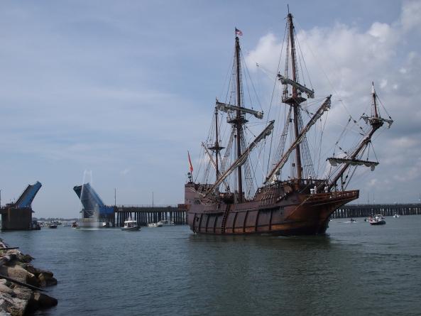 Ship returning to Spain, not Ocean City needing repairs