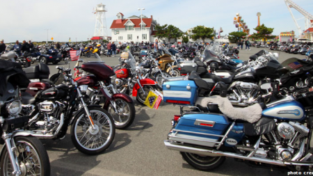 Bikefest Returns to OC For Final Rally of the Summer