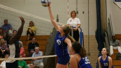 Six Stephen Decatur volleyball players earn Bayside awards