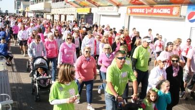 Making Strides 5K run/walk Saturday in OC