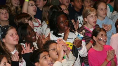 Youth For Christ conference welcomes more than 2,500 guests