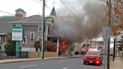 Fund establish for Shepherd's Crook burn victim