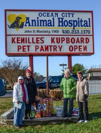 Former humane society director to help pet owners in need