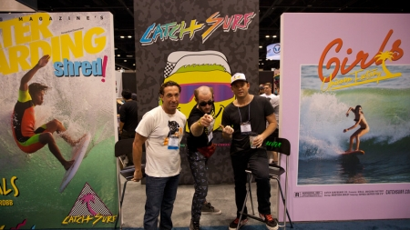 Surf Expo – Catch Surf