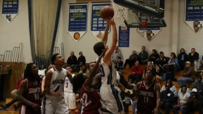 All Decatur players contribute during game against SH