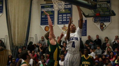 Decatur boys take down Indian River