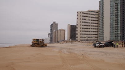 FEMA data trumps city's efforts on dunes
