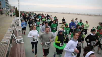 More than 1,000 runners expected for St. Patty's race