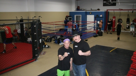 OCFight Club opens in new facility