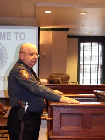 Sheriff's office requests funding increases