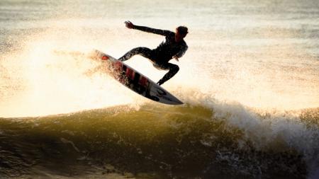 Legends Board back in Surf's Up! exhibit