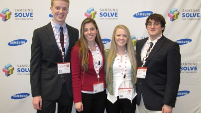 Maryland School Trails in National Samsung Solve Contest, Needs More Votes to Guarantee Win and $140,000 Grand Prize