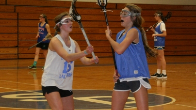 Thirteen Seahawks back to compete for lacrosse team