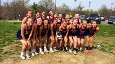 Prep girls' lax team wins tournament