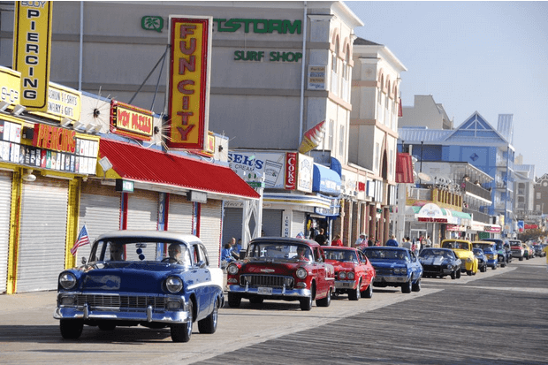 Top 10 free things to do in Ocean City this spring