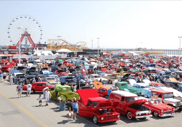 Cruisin Ocean City >> Cruisin Ocean City Cruisin Oc 2019 Guide