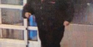 Walmart stalker of ladies' room sought by police