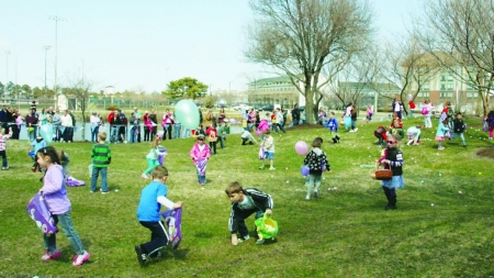 Variety of Easter activities planned