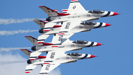 Tips for Watching the Air Show Like a Local